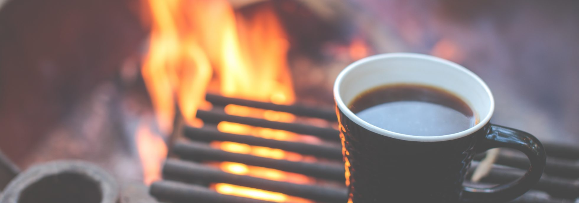 Coffee with Campfire in NimaiValley