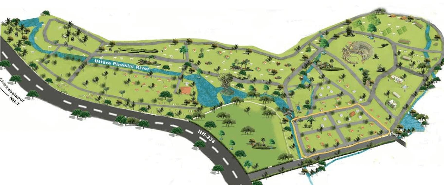 CampHalli Map V1