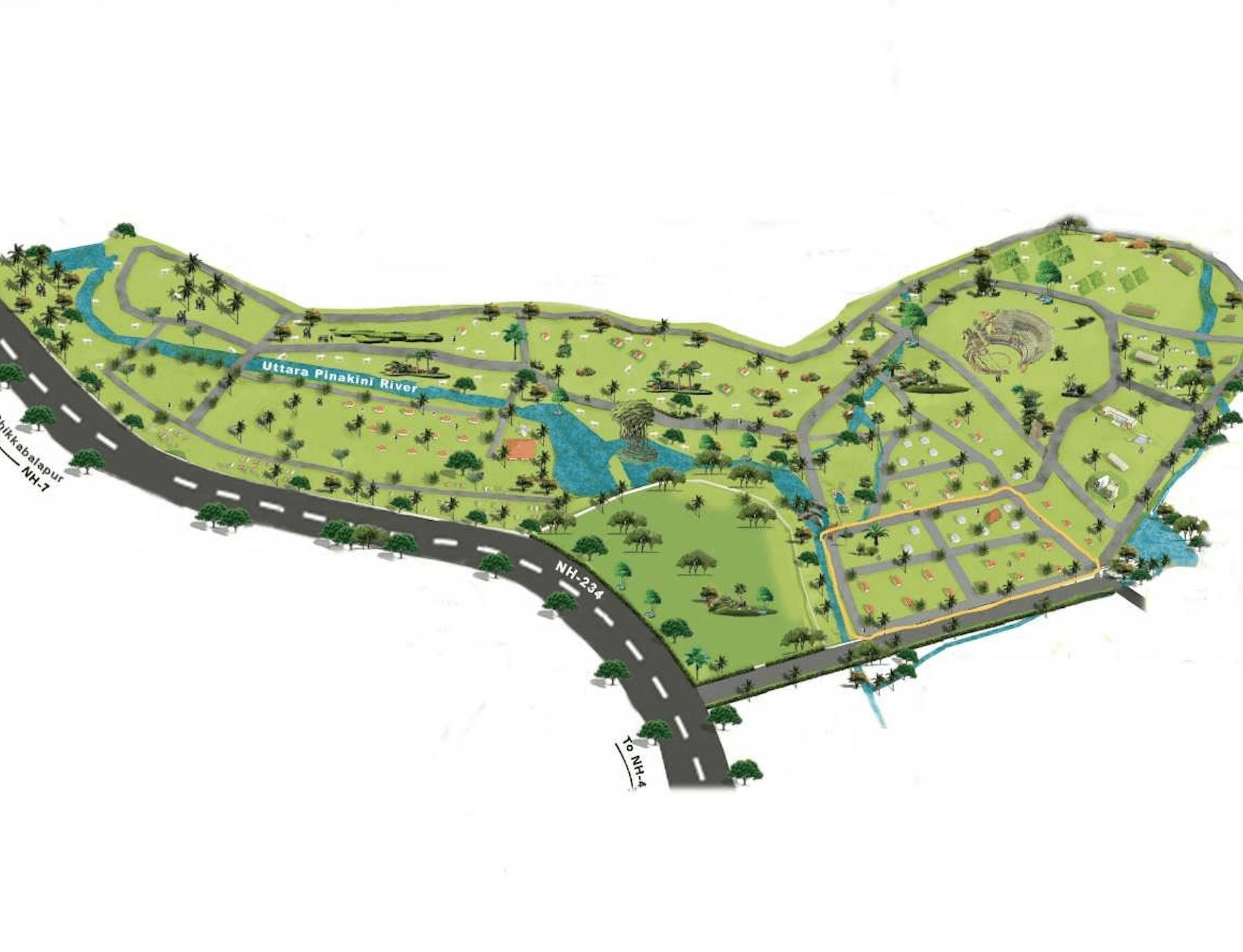 CampHalli Map V2