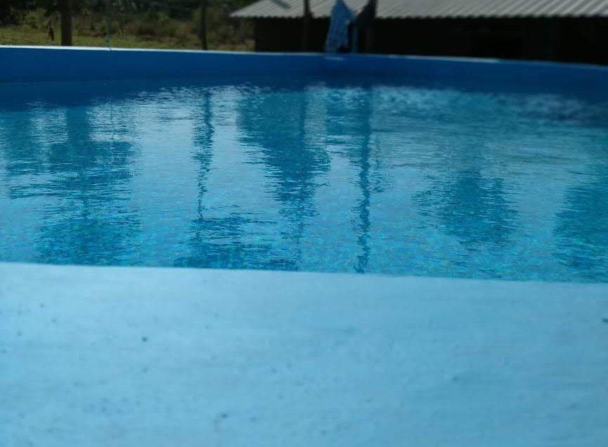 A mini pool in CampHalli