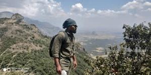 Trekking in CampHalli